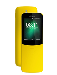 Picture of Nokia 8110 4G TA-1059 DS (Yellow, 512MB RAM, 4GB ROM)