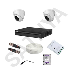 Picture of Dahua 2 HD CCTV Combo Pack
