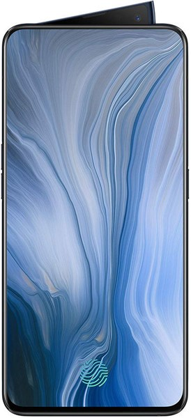 Picture of Oppo Mobile RENO (Jet Black,8GB RAM,128GB Storage)