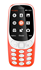 Picture of Nokia 3310 DS TA-1030 NV (Red), Picture 1