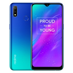 Picture of Realme 3 (Radiant Blue, 3GB RAM, 64GB Storage)