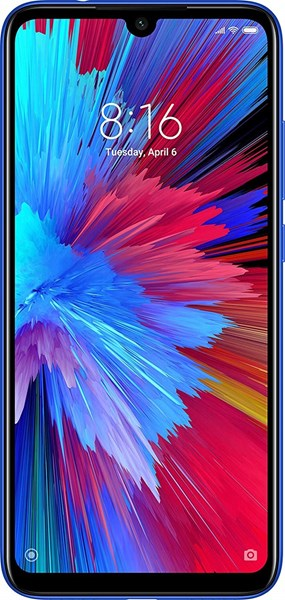 Picture of Xiaomi Note 7S (Blue, 4GB RAM, 64GB Storage)