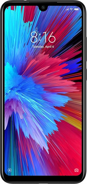 Picture of Xiaomi Note 7S (Black, 4GB RAM, 64GB Storage)