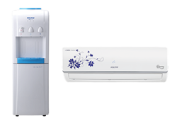 Picture of Voltas 1.5 Ton Inverter 4 Star AC+Water Dispenser