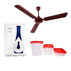Picture of Hindustan 6 Ltrs WP+Fan+3 Pcs Container Set