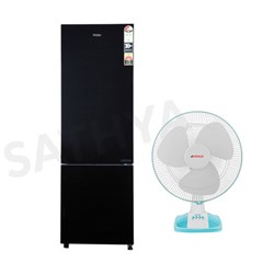 Picture of 256 Ltrs Refrigerator+Table Fan