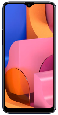 Picture of Samsung Galaxy A20s (Blue, 3GB RAM, 32GB Storage)