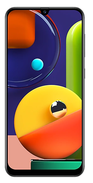 Picture of Samsung Galaxy A50s (Black, 6GB RAM, 128GB Storage)