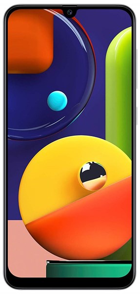 Picture of Samsung Galaxy A50s (White, 6GB RAM, 128GB Storage)