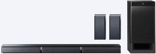 Picture of Sony Sound Bar HT-RT3