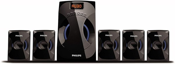 Picture of Philips Multimedia Speaker 5.1 SPA4040B