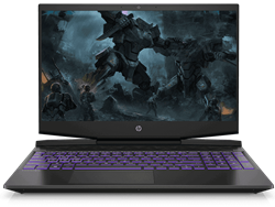 "Picture of HP Laptop Gaming Pavilion 15-DK0051TX(Ci7-9750H-12GB-1TB-512GB SSD-Win10-NVIDIA® GeForce® GTX 1650 4GB Graphics-15.6""FHD)"