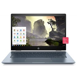 "Picture of HP Chromebook x360 14-DA0003TU (8th Gen i3-8130U-8GB -64GB SSD+100GB Cloud -Chrome OS -14""FHD)"
