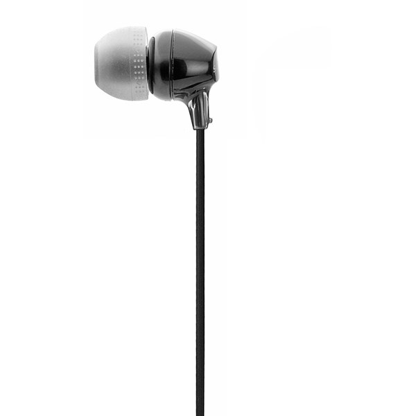 Picture of Sony Wired Headphone MDR EX15AP (Black)