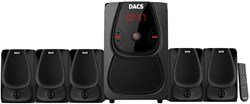 Picture of DACS 45 W Bluetooth Home Theatre (Black, 5.1 Channel) (D4800X)