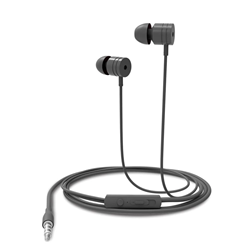 Picture of Portronics Earphone 204 Conch POR-766 Grey
