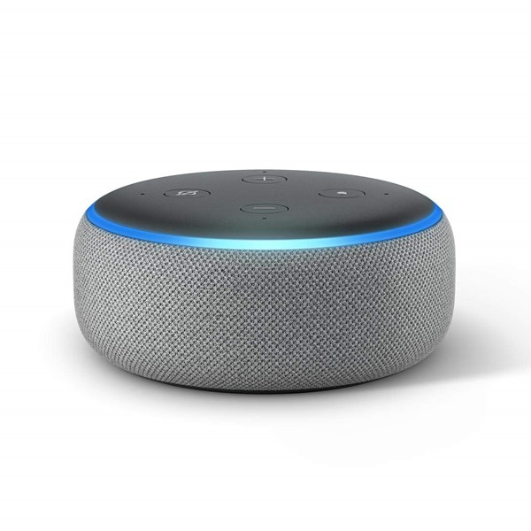 Picture of Amazon Dot (3rd Gen) – New and Improved Smart Speaker with Alexa