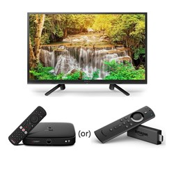 Picture of Sony LED KLV-32R422F+Gift Airtel XStream Box (or) Amazon Fire TV Stick