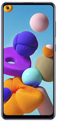 Picture of Samsung Galaxy A21s (Blue,6GB RAM, 64GB Storage)
