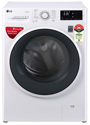 Picture of LG 7Kg FHT1007ZNW Fully Automatic Front Load Washing Machine