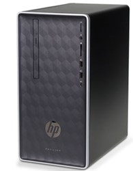 Picture of HP Desktop Pavilion 590 -P0077IL CI7 8700 4GB 1TB 2GB GRA DOS
