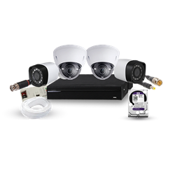 Picture of Dahua CCTV Camera Combo Pack