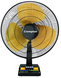 Picture of Crompton Fan SDX TF Black Gold