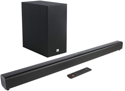Picture of JBL Cinema SB160 2.1 Channel soundbar with wireless subwoofer