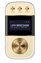Picture of Saregama Carvaan Go Gold (Hindi, Champagne Gold,,Rose Gold)