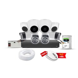 Picture of Dahua CCTV Combo Offer 1