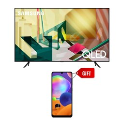 "Picture of Samsung 65"" QA65Q70T 4K Smart QLED TV+GIFT Samsung Mobile A315FW Galaxy A31 6GB RAM,128GB Storage"