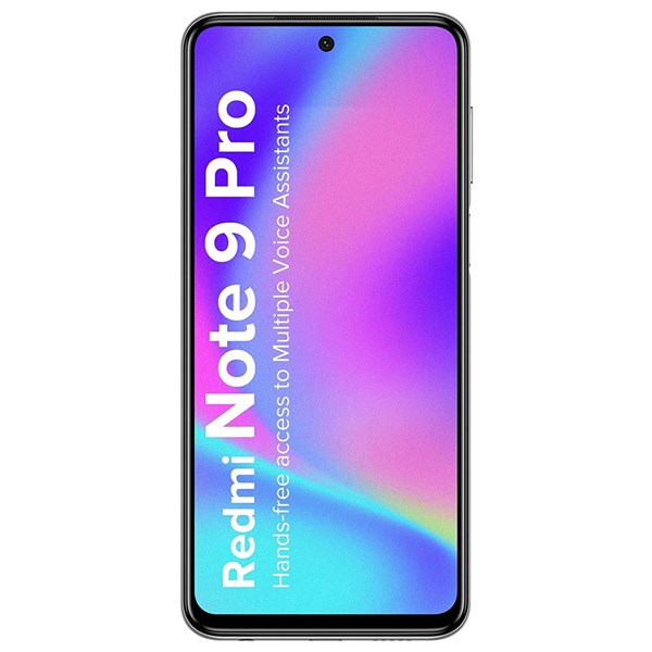 Picture of Xiaomi Mobile Redmi Note 9 Pro (4GB RAM,128GB Storage, Intertellar Black)
