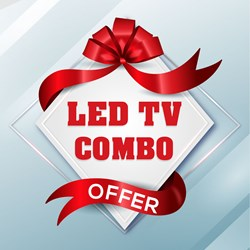 Picture for category LED TV Combo Offers