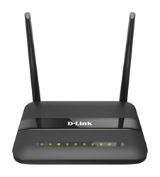 Picture of D-Link 2750U/IN/I Wireless-N300 ADSL2 Router with Modem