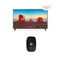 "Picture of LG 43"" 43UK6560 Smart 4K UHD/JIO-FI"