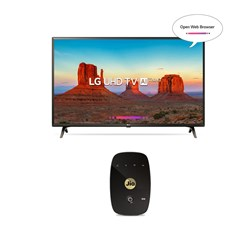 "Picture of LG 49""  49UK6360 Smart 4K UHD/JIO-FI"