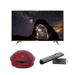 "Picture of Panasonic 43"" LED TH-43E200DX FHD/Fire TV Stick /Stabilizer"