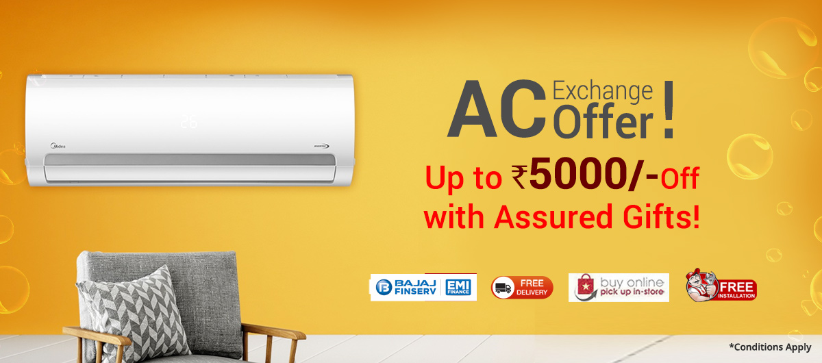 AC - Buy Air Conditioners Online at Best Prices | SATHYA