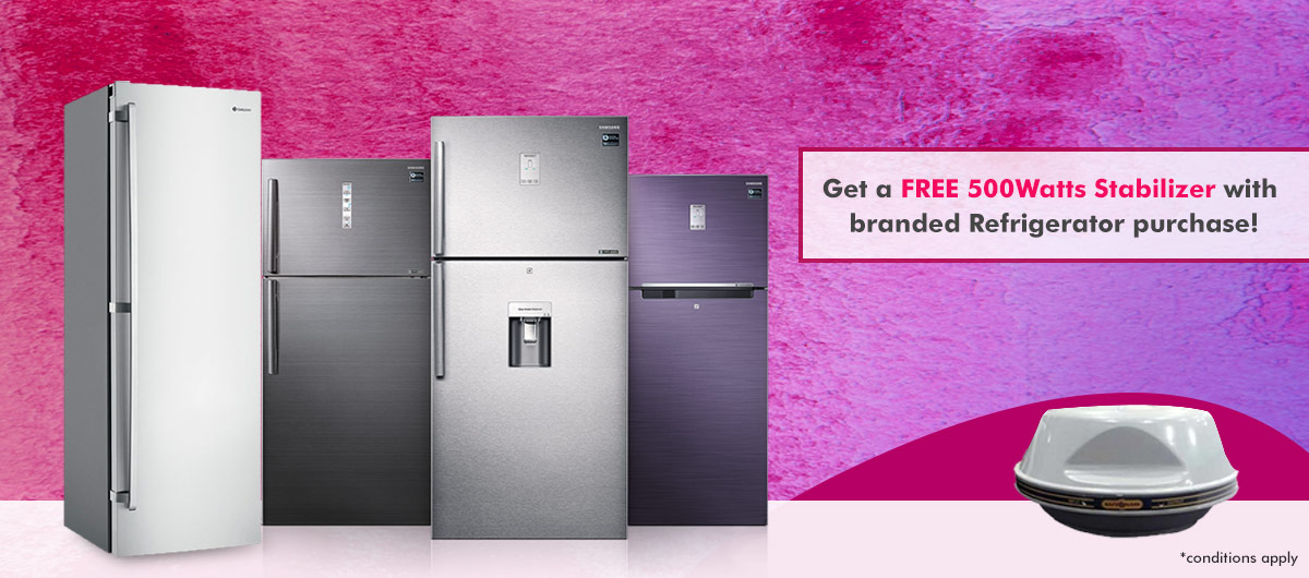 Refrigerator - Buy Fridge online at Best Prices | SATHYA